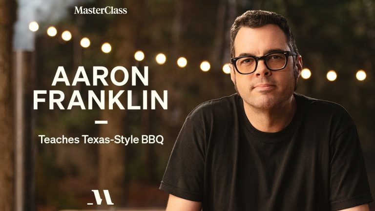 Aaron Franklin MasterClass