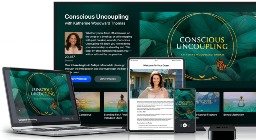 Conscious Uncoupling Course