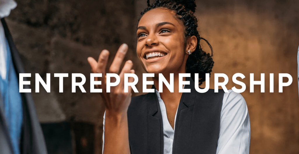 Entrepreneurship Category