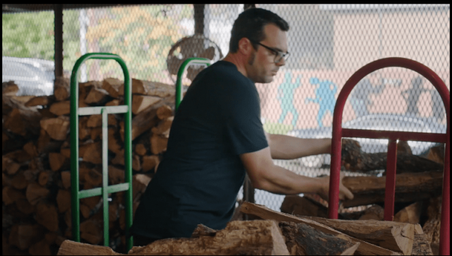 How To Find Perfect Wood Pile