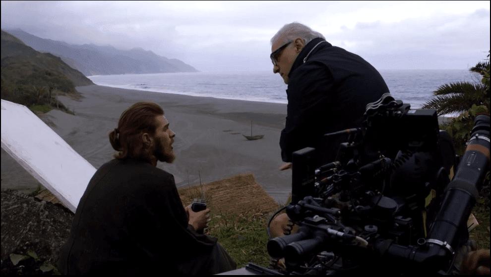 Martin Directing Actors
