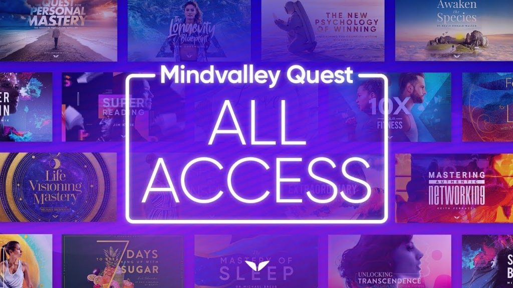 MindValley All Access