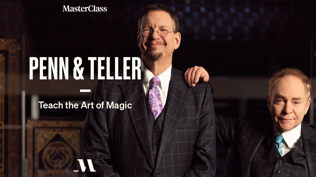 Penn and Teller MasterClass