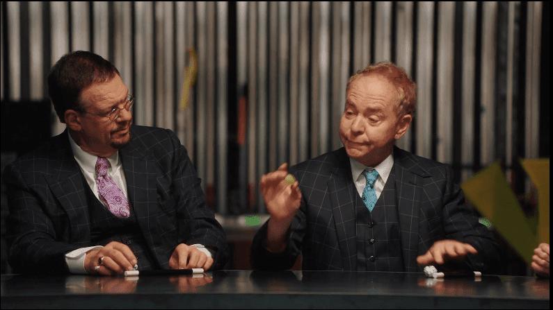 Penn and Teller Teaching Basics