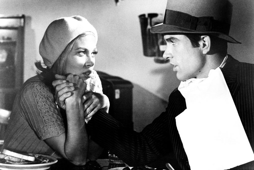 Scene From Bonnie and Clyde