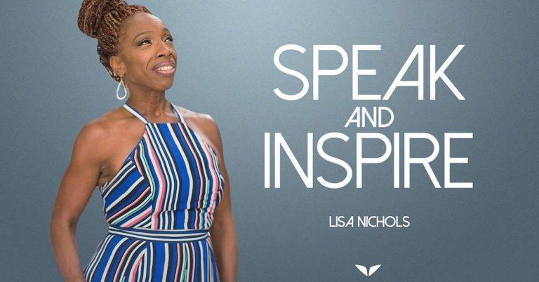Speak And Inspire By Lisa Nicholas