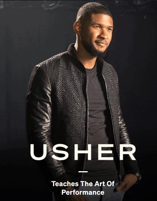 Usher Masterclass