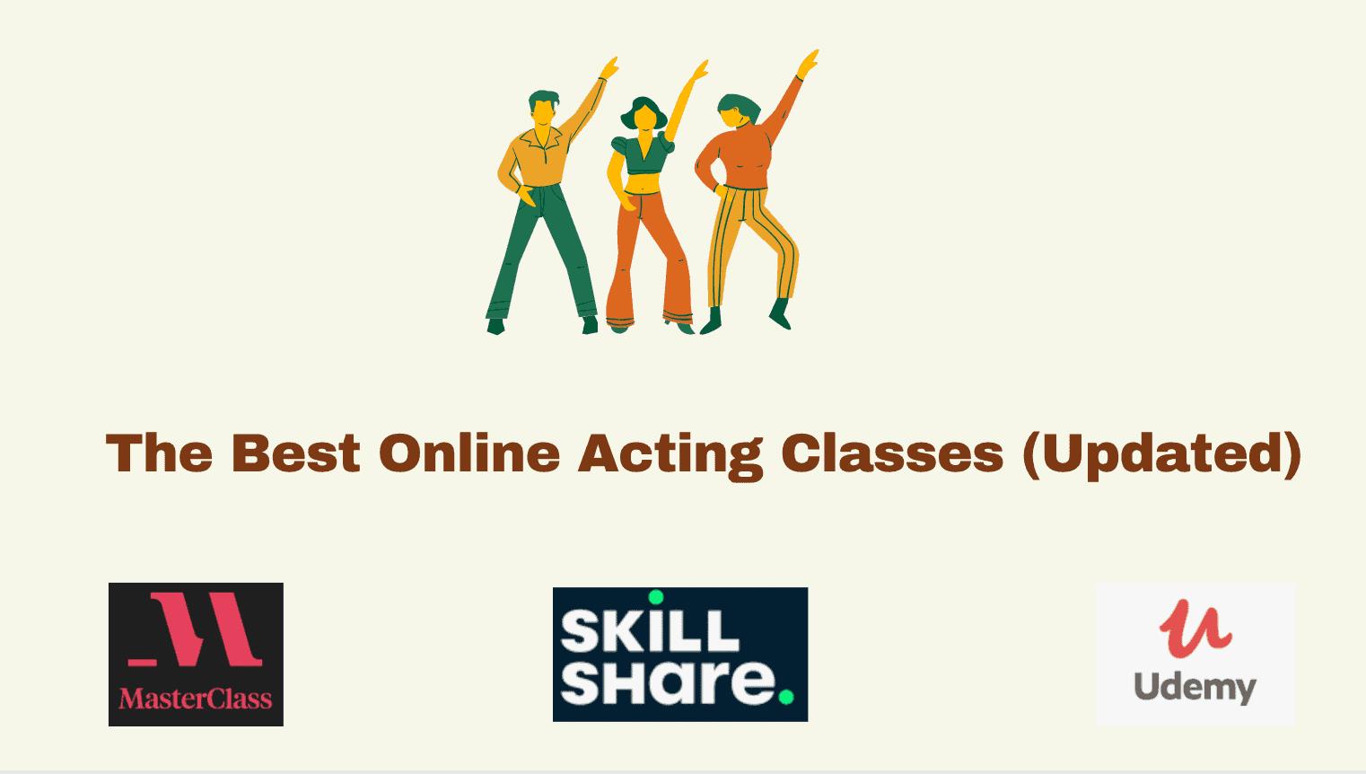 Best Online Acting Classes