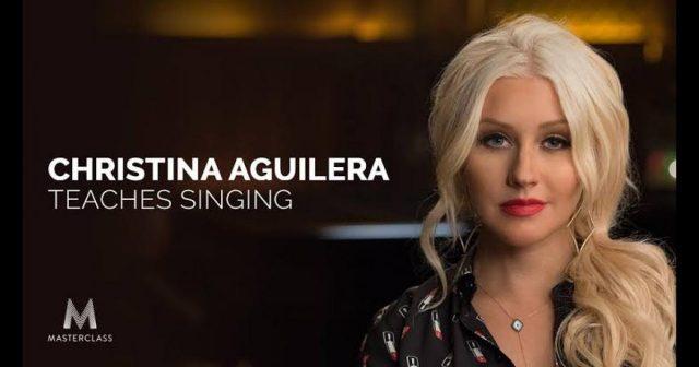 Christina-Aguilera-MasterClass