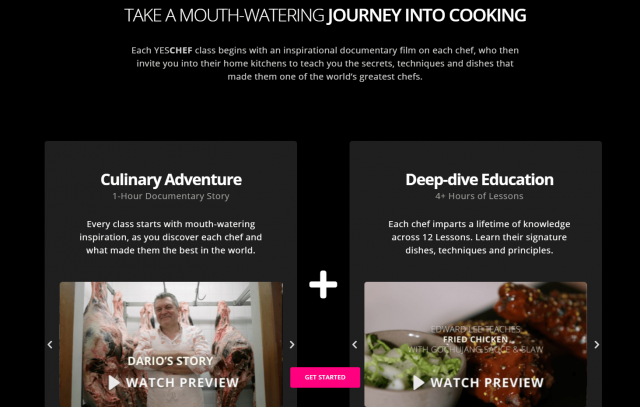 Journey Into Cooking