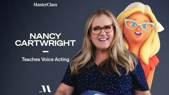 Nancy Cartwright MasterClass