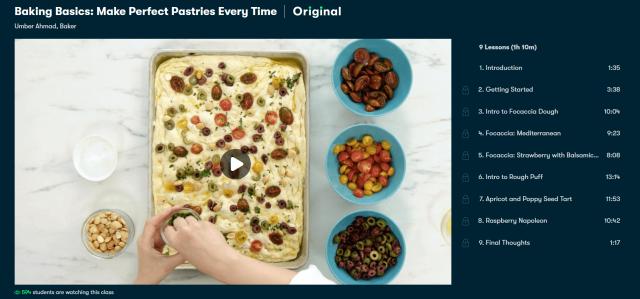 Baking Basics-Make Perfect Pastries