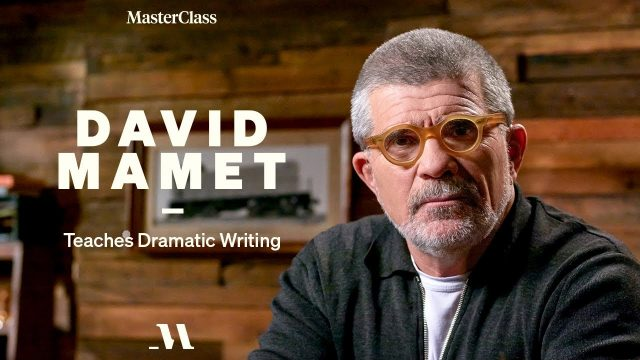 David Mamet MasterClass Review