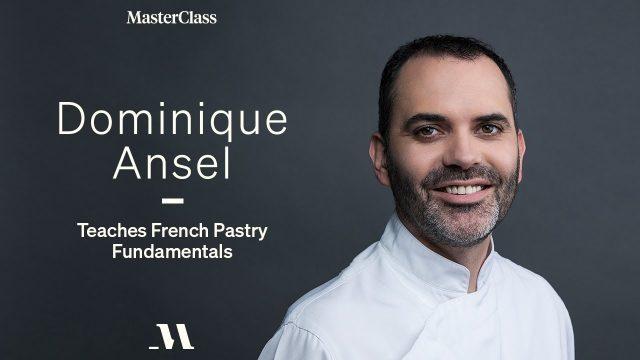 Dominique Ansel masterclass