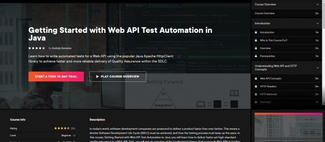 Getting Started With Web API