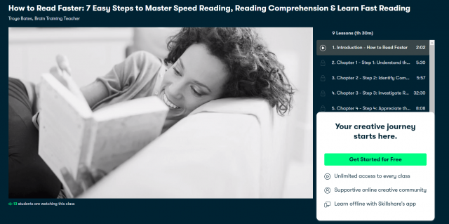 How To Read Faster
