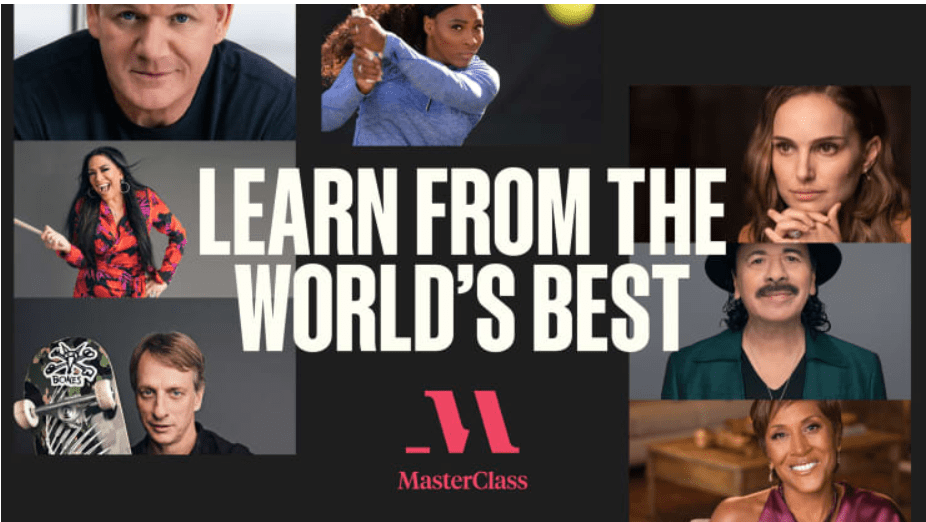 Learn From The World's Best