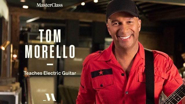 Tom Morello MasterClass Review