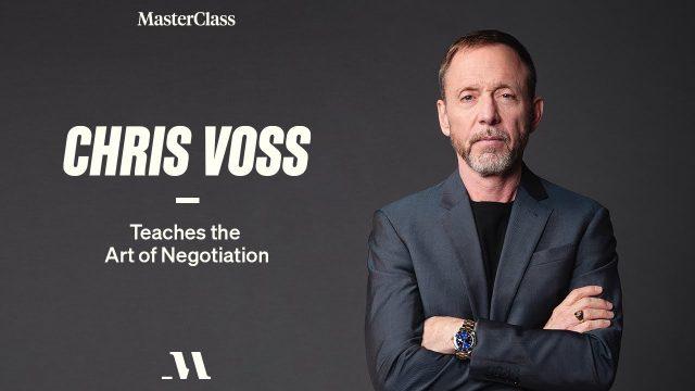 Chris Voss MasterClass Review