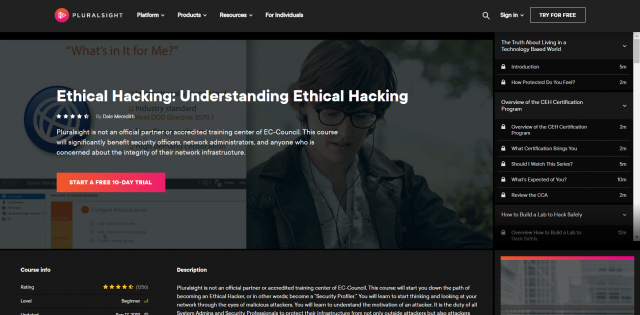 Ethical Hacking- Understanding Ethical Hacking