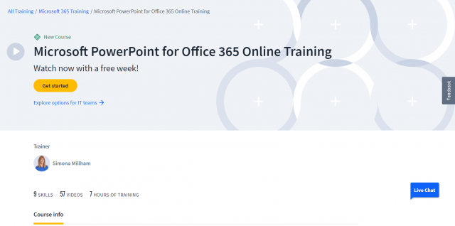 Microsoft PowerPoint for Office 365