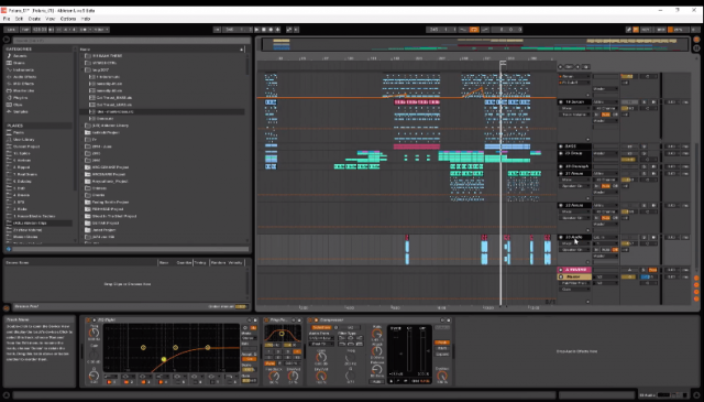 Mixing, Molding & Mastering
